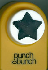 Star Medium Punch