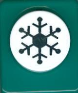 Sweet Snowflake Medium Punch