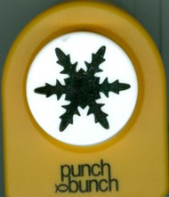 Alta Snowflake Large Punch