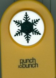 Tahoe Snowflake Large Punch