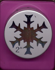 "2"" Snowflake Punch"