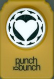Heart Round Art Frame Punch