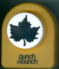 Maple Leaf Large Punch