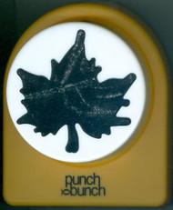 Maple Leaf Extra Large Punch