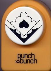 Heart Corner Slot Punch