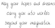 Hopes and Dreams - 194W01