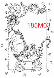 Baby Carriage - 185M03