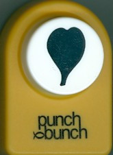 Perky Petal Medium Punch