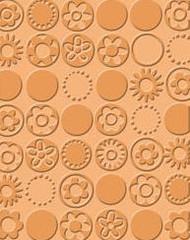 Bloom Dots Embossing Folder