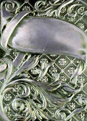Ornamental Swirls 3D M-Bossabilities Embossing Folder