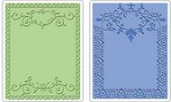 Ornate Frames Embossing Folder Set