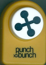 Cross Medium Punch