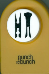 Clothes Pins Large Punch
