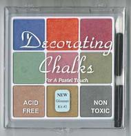Glimmer Kit #2 Chalk