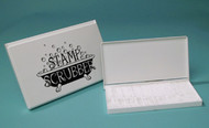 Double Stamp Scrubber