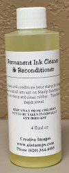 Permanent Ink Cleaner 4 oz.