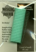 Mint Fine Weave Magic Mesh