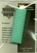 Mint Fine Weave Magic Mesh
