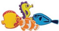 Funky Fish Brads