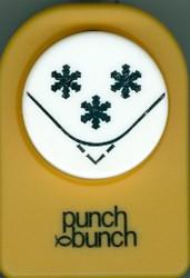 Snowflake Corner Rounder Punch