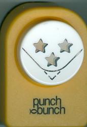 Stars Corner Rounder Punch