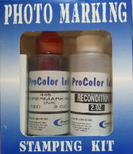 Photo Marking Kit Red