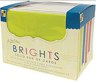 Brights Note Cards