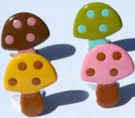 Mushroom Brads
