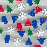 Christmas Assorment Brads