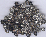 Antique Assorted Round Eyelets Package of 100