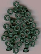 Sage Round Eyelets Package of 100