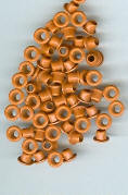 Peach Delight Round Eyelets Package of 100
