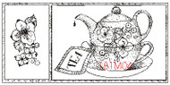 Steeping Tea - 181M04
