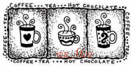 Coffee Tea Hot Chocolate - 125M02