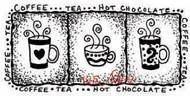 Coffee Tea Hot Chocolate - 125M02