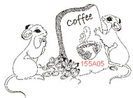 Coffee Mice - 155A05