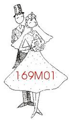 Bride & Groom - 169M01