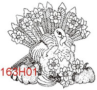 Turkey Large - 163H01