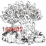Turkey Small - 163H02