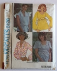 Vintage McCalls 6128 Sewing Pattern