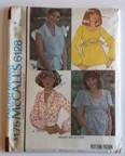 Vintage McCalls 6128 Sewing Pattern