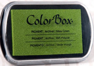 Moss Green Colorbox Ink Pad