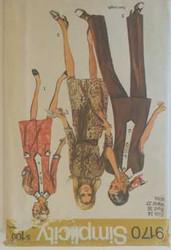 Vintage Simplicity 9170 Sewing Pattern