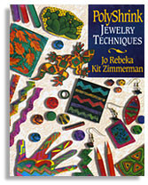 PolyShrink Jewelry Techniques Book