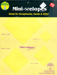 Mini-velopes