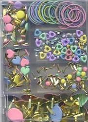 Pastel Embellishment Kit