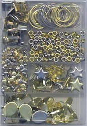 Gold & Silver Embellishment Kit