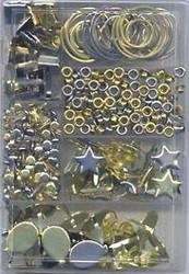 Gold & Silver Embellishment Kit