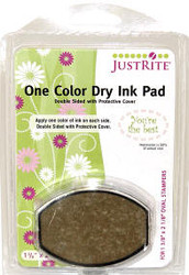 JustRite Reversible Dry Pad Oval