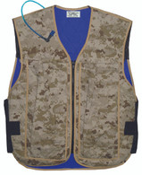 Hybrid Cooling Military Vests w/Hydration Pack